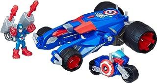 Playskool Heroes Marvel Super Hero Adventures Captain...