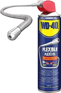 WD-40 34688, Producto Multiuso Flexible Spray Llega Donde Otros no Llegan, 400 ml
