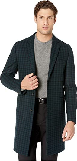 Wool Epsom Coat