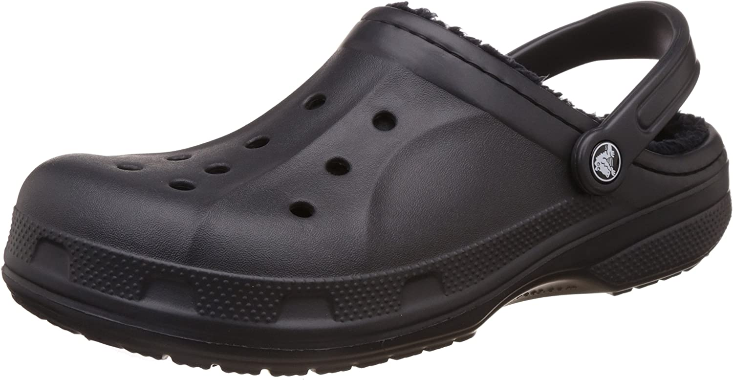 Crocs OFFicial site Men's Ranking TOP2 and Women's Classic Clog Slippers Lined Fuzzy