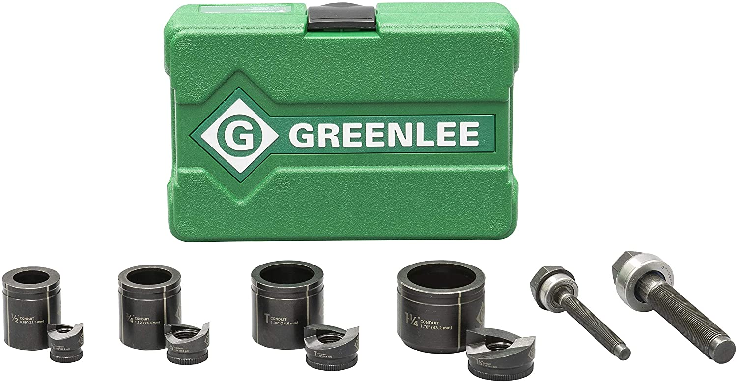 Greenlee 60235 Knockout Punch Counter Nut 42433
