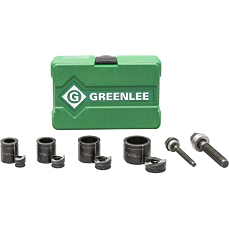 Greenlee 5004655 4in Conduit Knockout Punch