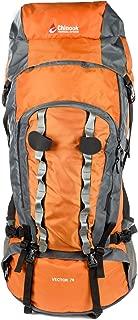 Chinook Vector Internal Frame Expedition Pack, Orange, 75-Liter