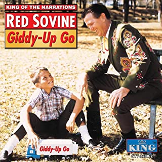 Best giddy up go song Reviews
