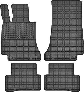 Velour Fußmatten Auto nach Maß für Mercedes C-Klasse W205 ab 2014