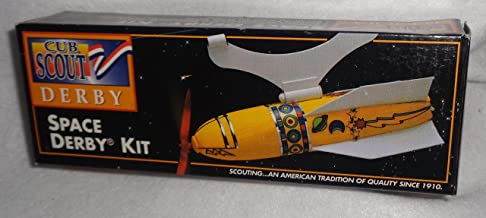 boy scout space derby kit