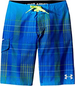 Under Armour Kids - Fader Boardshorts (Big Kids)