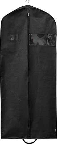 discount Simplehousware 60-Inch Heavy Duty online sale Garment Bag sale for Suits, Tuxedos, Dresses, Coats outlet sale