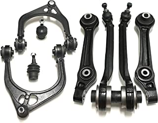SCITOO 4pcs Suspension Kit 2 Front Lower Control Arm and Ball Joint 2 Lower Ball Joint Compatible fit Chrysler 300 Dodge Challenger Charger Magnum 2005 2006 2007 2008 2009 2010 K80996