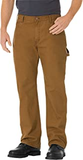 Dickies Men's Relaxed Straight Fit Lightweight Duck Carpenter Jean