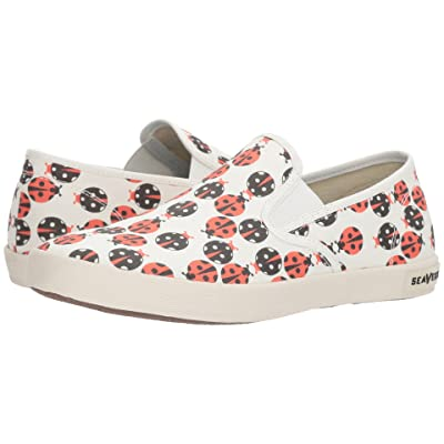 SeaVees Baja Slip-On Trina Turk (Ladybugs) Women