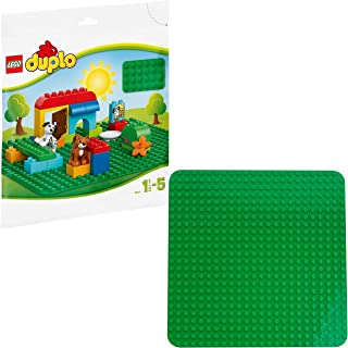 لعبة دوبلو من ليجو بقاعدة خضراء اللون 2304
