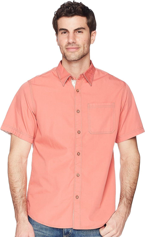 Mountain Khakis Men's Cottonwood 割引も実施中 Sleeve 今だけスーパーセール限定 Shirt Short