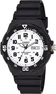 Casio mrw-200h-7 – Wristwatch, for Men, Colour Black and White