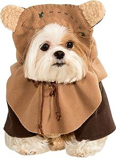 Rubie's Star Wars Ewok Pet Costume, Small