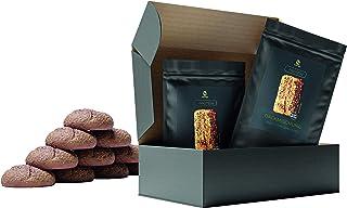 Seed Mix Mezcla para hornear pan de proteínas - paquete 9 panes   4g. carbohidratos   Sin cereales   Sin gluten   Para Paleo, Keto, Low Carb y desarrollo muscular   para diabéticos   Edición Amazon