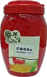Qbubble Strawberry Jelly, 6.6 Pound