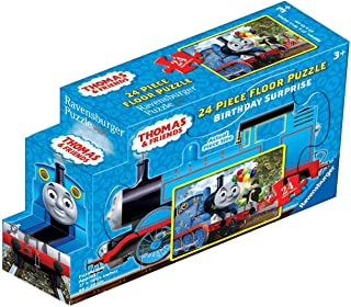 Ravensburger Thomas & Friends Birthday Surprise 24 Piece Jigsaw Puzzle for Kids – Every Piece is Unique, Pieces Fit Together Perfectly