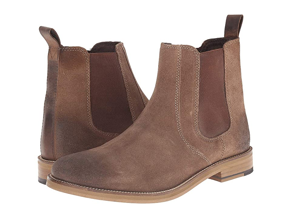 Crevo Denham (Brown Suede) Men
