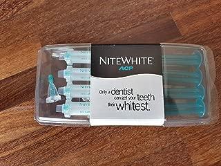 Nite White Excel 3 ACP Z 22% Teeth Whitening 6pk Kit (Packaging may Vary)
