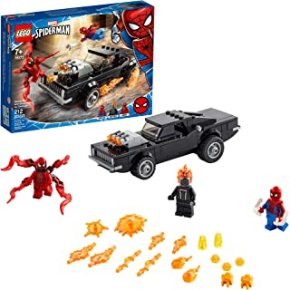 LEGO Marvel Spider-Man: Spider-Man and Ghost Rider vs....
