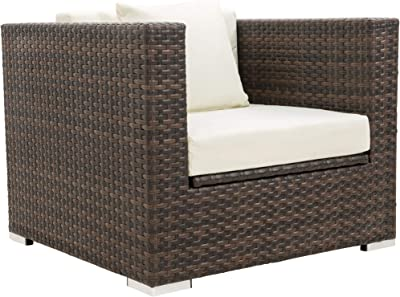 Amazon.de: XINRO® (1er Premium Lounge Sessel - Lounge Sofa
