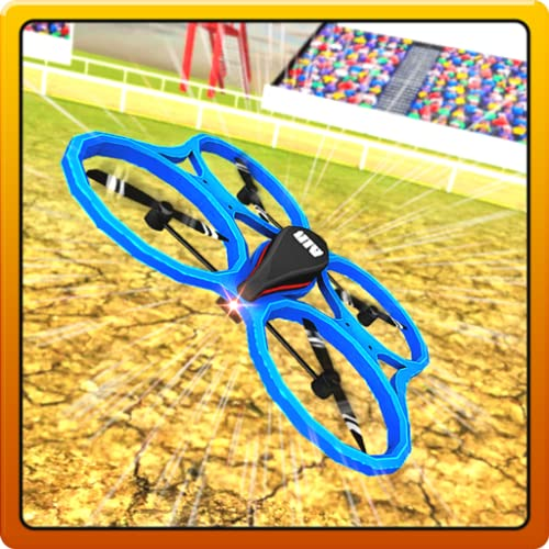 Drone Racing Copter Stunts 3D