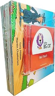柯林斯大猫 经典红色系列 BIG CAT SET RED B 英语分级读物