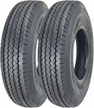 2 New ZEEMAX Heavy Duty Trailer Tires ST225/90D16 /7.50-16 10 PR Load Range E - 11070