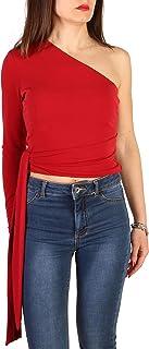 Guess Women's 71G609_6230Z Top Red