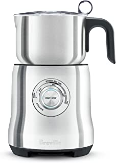 BrevilleミルクカフェMilk Frother n/a メタリック BMF600XL