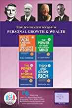 Top Books For Personal Growth & Wealth (Set of 4 Books) : Perfect Self-Help Set