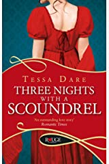Three Nights With a Scoundrel: A Rouge Regency Romance (The Stud Club Series Book 3) Kindle Edition