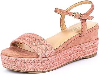 Zapatos Para Sandalias Mujer Amazon esPush De Vestir k0wnOP