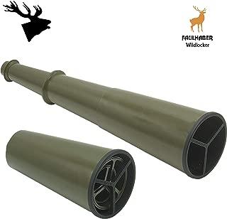 N A negro al aire libre Fox Down Fox Blaster llamada silbato depredador caza l/ámpara llamada conejo juego llamador animial hogar accesorios