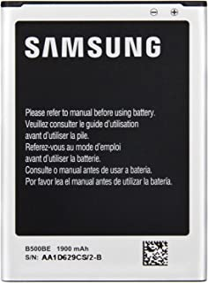 Samsung B500BE B500BU Battery Galaxy S4 Mini Original OEM - Non Retail PackagingNot for Standard Galaxy S4 - Only S4 Mini Model (Bulk Packaging)