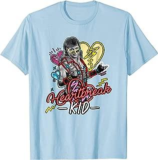 WWE NERDS - Neon HBK T-shirt