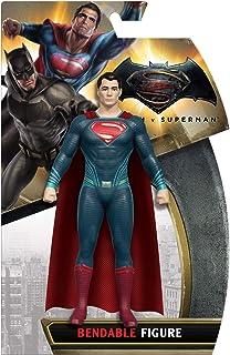 NJ Croce- Batman vs Superman Dc Comics Personaggio Snodabile, DC3962