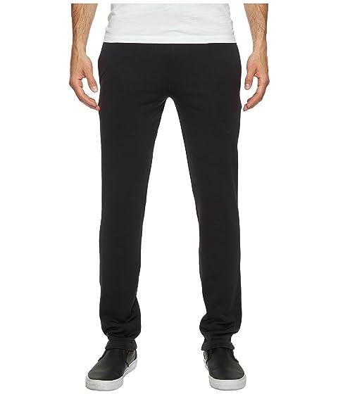 Fleece Sweatpants - Reversible Front/Back