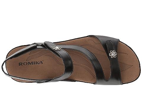 Blackplatin 54 Fidschi Métallique Romika seller Best XUwfHqRf