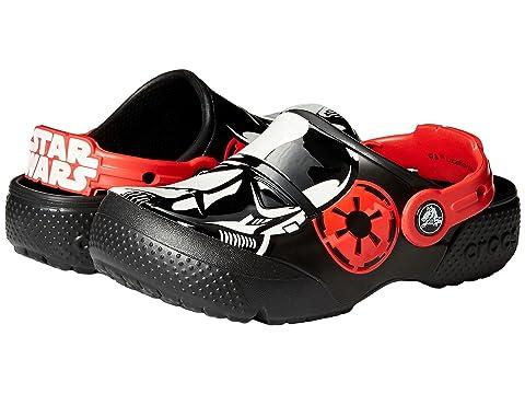 Crocs Kids FunLab Stormtrooper Clog (Toddler Little Kid) at 6pm ef02685a450