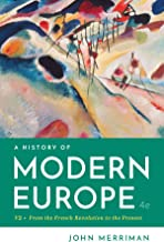 A History of Modern Europe (Fourth Edition) (Vol. Volume Two)