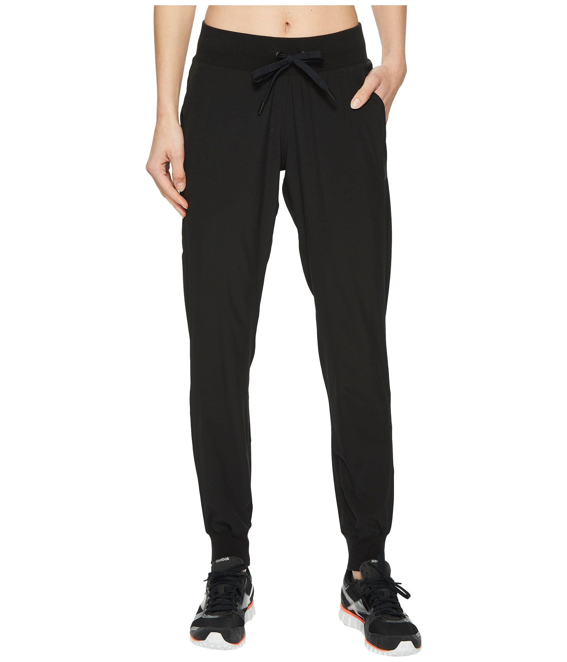Women'S Training Supply Woven Jogger Pants, Black from 6PM.COM