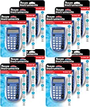 $51 » Texas Instruments TI-503 SV 503SV/FBL/2L1 Standard Function Calculator (12 Pack)