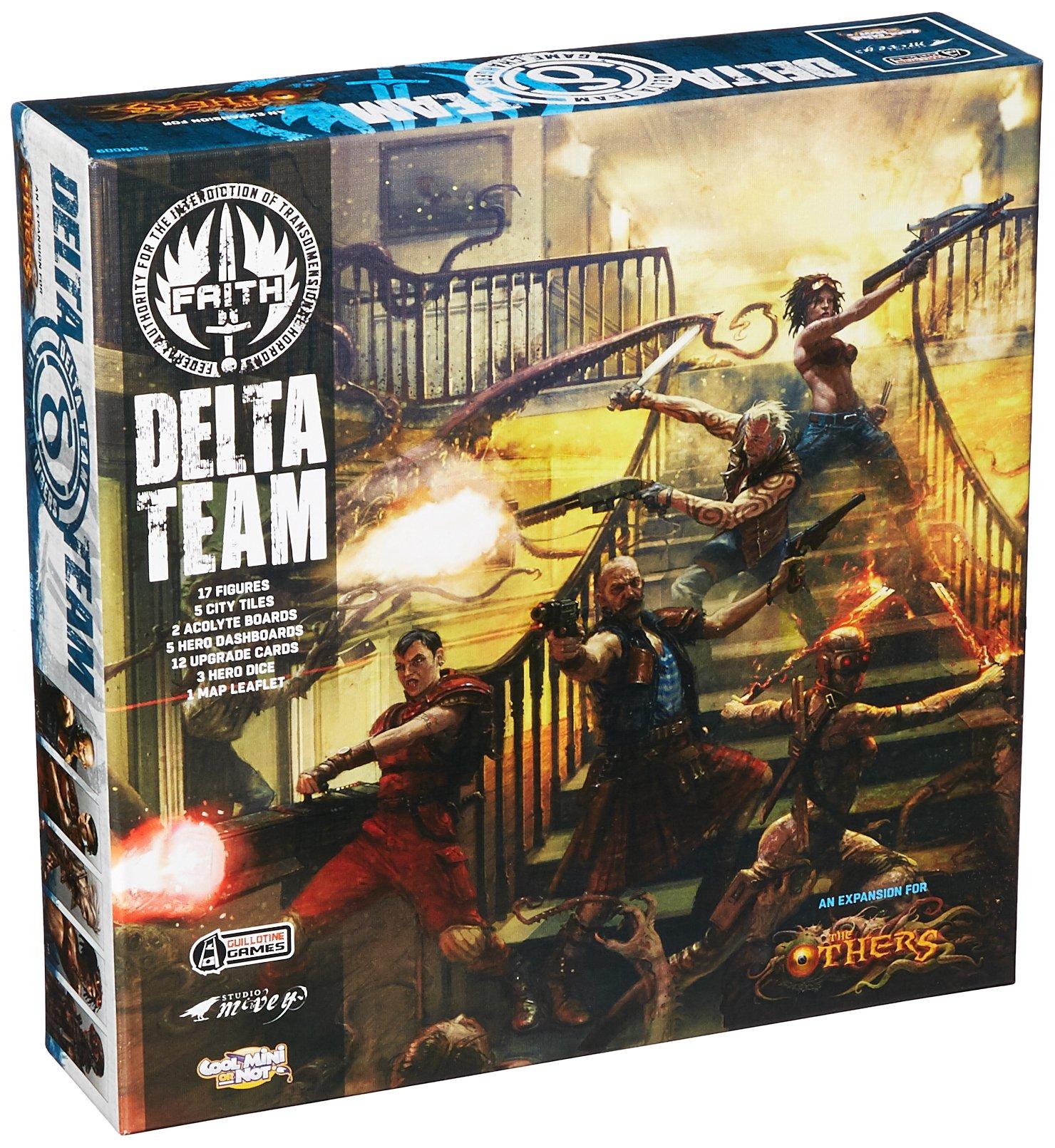 The Others: 7 Sins - Delta Team Expansion - English: Amazon.es: Juguetes y juegos