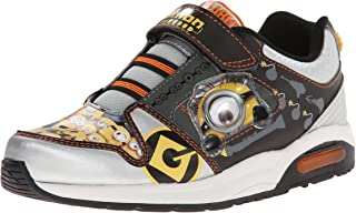 Despicable Me Kids Googly-Eye Athletic Shoe Sneaker