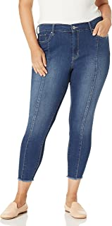 Jessica Simpson Women's Adored Curvy High Rise Ankle Skinny Jean