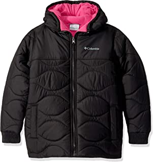 Columbia Girls 1863641 PuffectTM Ii Puffer Full Zip Insulated Jacket