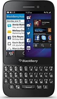 Blackberry Q5 SQR100-3 8GB Unlocked GSM Dual-Core OS 10.2 Cell Phone - Black
