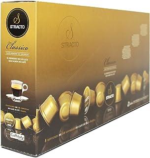Oumefar Kit de c/ápsulas de caf/é de 3 Piezas Kit de Taza de Filtro de c/ápsula de caf/é Reutilizable con Cepillo y Cuchara medidora C/ápsulas Recargables C/ápsula de caf/é para Caffitaly